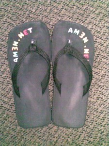 am3n.net new sandal